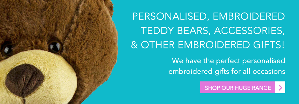 Personalised Teddy Bears Australia