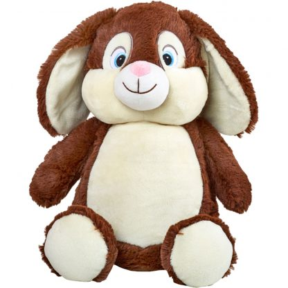 cubbie-chocolate-bunny-personalised-teddy