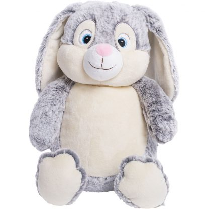 cubbie-gray-bunny-personalised-teddy
