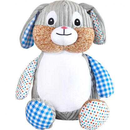 cubbie-clovis-the-bunny-harlequin-personalised-teddy