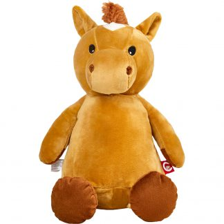 cubbie-horse-personalised-teddy