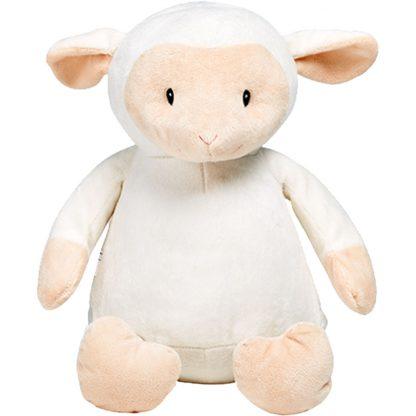 cubbie-loverby-lamb-personalised-teddy