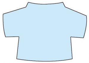 Light Blue Clothed