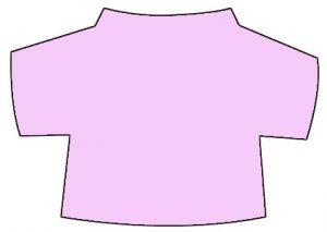 Light Pink Clothed