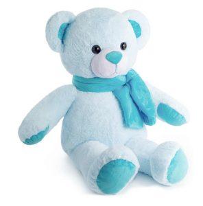 60 cm Blue teddy bear